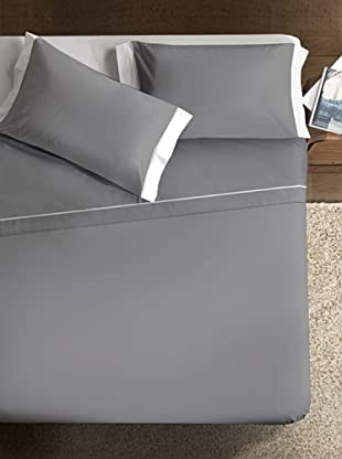 Ipersan Bettwäsche-Set Betttuch, Spannbettlaken und Kissenbezug
