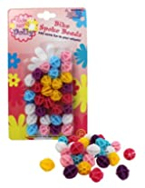 Bike Spoke Beads - Ride Along Dolly Colorful Wheel Spoke Beads (30 Pcs)