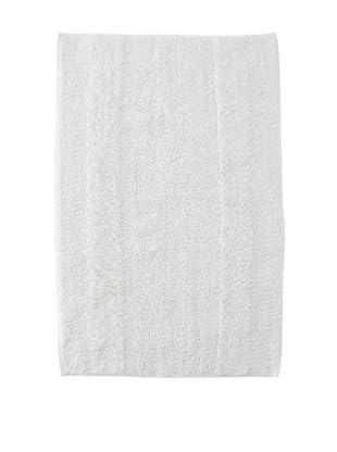 Bella Letto Heather Stripe Rug (White/Pine)