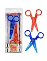 Melissa & Doug 4224 Child-Safe Scissor Set (2 Piece)