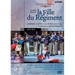 La Fille Du Regiment [DVD] [Import]
