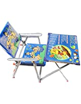 Kids Folding Study table and chair