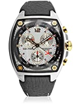 Black/Silver Chronograph Watches