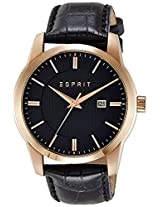 Esprit Analog (BLACK) Dial Men's Watch - ES107591003