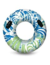 Giant Sport Pool Tube Color: Blue