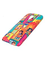 Window Of India Moto G2 Phone Case