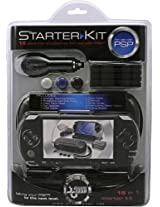 PSP Starter Kit 15 In 1 Black