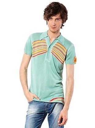 Custo Poloshirt Click (Grün)