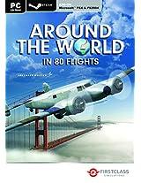 Around the World: In 80 Flights Add on for Flight Simulator X - Steam Edition (PC)