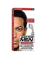 JUST FOR MEN Autostop Hair Color Jet Black 3.8 ounces