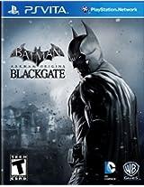 Batman Arkham Origins Black Gate (PS Vita)