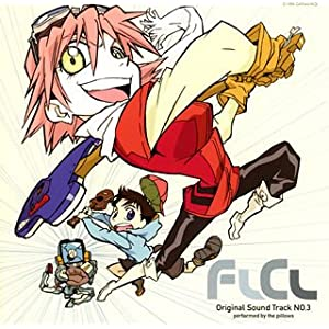 FLCL Original Sound Track NO. 3