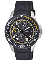 Nautica Analog Black Dial Men's Watch  - NTA13682G