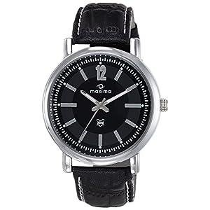 Maxima Analog Multi-Color Dial Men's Watch - E-24231Lmgi