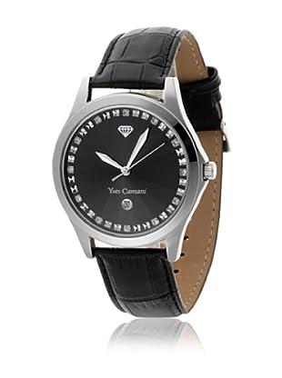 Yves Camani Reloj Silver Big Twinkle Negro
