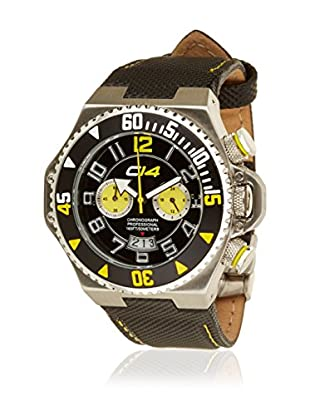 Carbon 14 Reloj de cuarzo Man Earth  42 mm