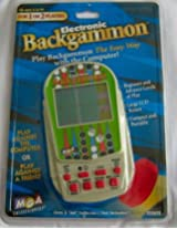 Electronic Backgammon 1998 Model #233633