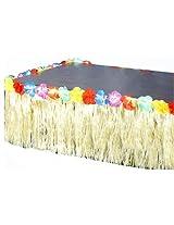 Forum Novelties Hawaiian Luau Party Grass Skirt Table Fringe