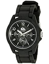Quiksilver Analog Black Dial Men's Watch - QS-1016-BKBK