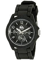 Quiksilver Analog Black Dial Men's Watch - QS-1016-BKBK