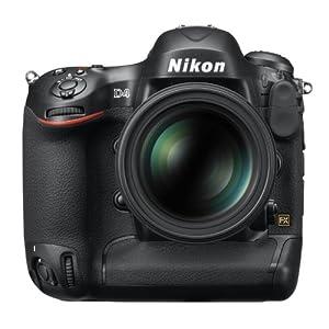 Nikon D4 Digital SLR Camera (Body only)