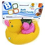 B kids Bath Duck Family Bathtub Toy