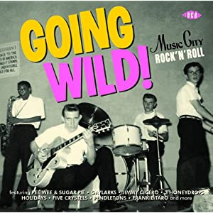Going Wild! Music City Rock 'n' Roll