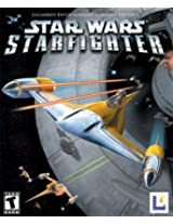 Star Wars Starfighter by LucasArts Entertainment - Windows 2000 / 95 / 98 / Me / XP (ESRB Rating: Teen)