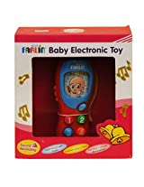 Farlin Electronic Toy (Red)