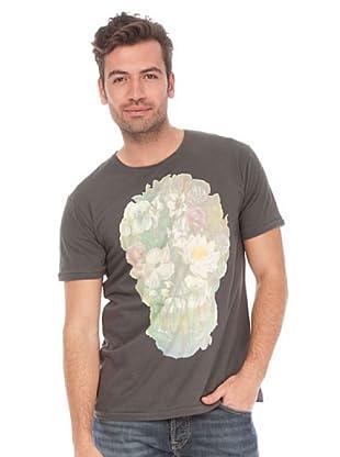 Springfield Camiseta (Gris)