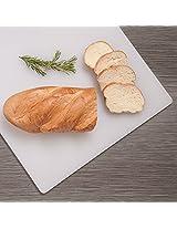 National Professional Plastic Kitchen Chopping Cutting Board - Big (16 X 10 Inch)