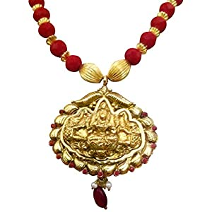 Excellent kundan traditional antique temple jewellery