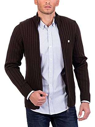 POLO CLUB Cardigan Gentle Rib Lz