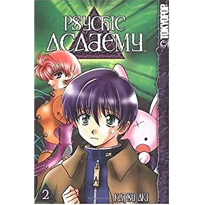 【クリックで詳細表示】Psychic Academy 2: Katsu Aki, Nathan Johnson, Jan Scott Frazier: 洋書