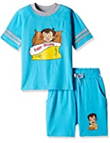 Chhota Bheem Boys' Pyjama Top (Pack of 2)