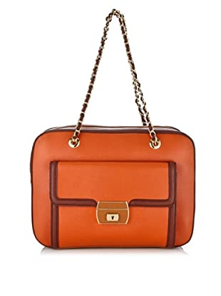 Love Moschino Schultertasche (Orange)