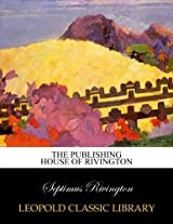 The publishing house of Rivington