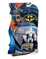 Batman Power Attack Mission Blizzard Buster Batman Figure