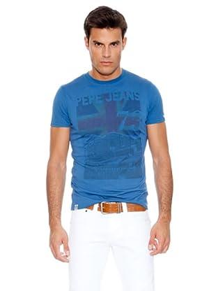 Pepe Jeans London Camiseta Marlow (Azul)