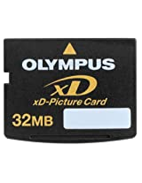 Olympus 32 MB xD Picture Card