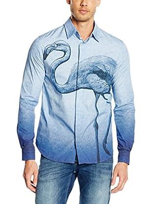 Desigual Camisa Hombre Gerard