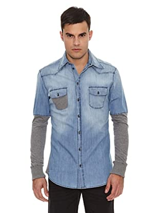 D&G Camisa Beno (Denim Claro)