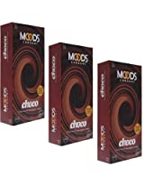 Moods Choco Condoms - 12 Pieces