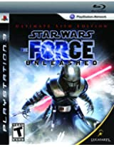 Star Wars The Force Unleashed: Ultimate Sith Edition - Playstation 3