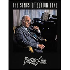 Songs of Burton Lane (ペーパーバック) Burton Lane (著)