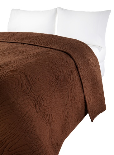 Amity Home Barka Quilt (Brown)