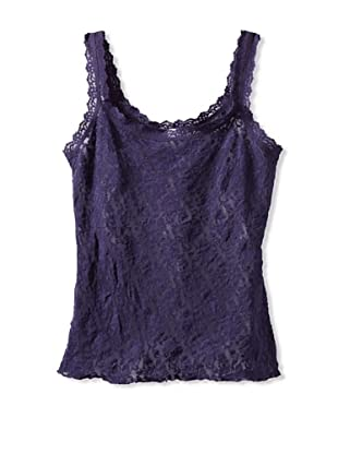 Hanky Panky Women's Plus Signature Lace Cami (Indigo)