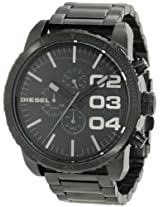 Diesel Analog Black Dial Men's Watch - DZ4207
