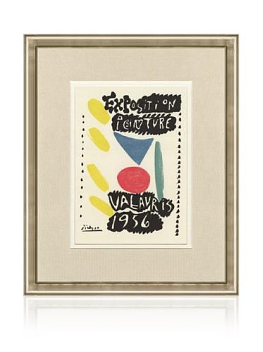 Pablo Picasso Exposition Peinture Vallauris, 1959, 14