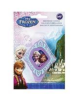 Wilton 2811-4500 Disney Frozen Birthday Candle